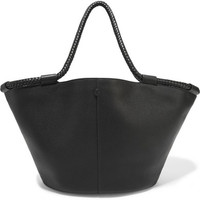 The Row - Market large textured-leather tote