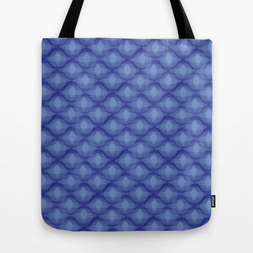 MONOCHROME PATTERN Tote Bag by IN LIMBO ART | Society6