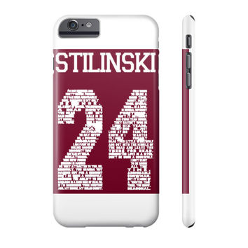 Stilinski Phone Case