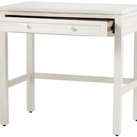 Martha Stewart Living™ Small Craft Table with Flat File Drawer - Craft Table With Storage - Flat-file Storage | HomeDecorators.com