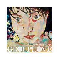 Grouplove - Never Trust A Happy Song - Vinyl