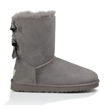 UGG Bailey Bow 1002954 Grey