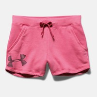 Girls' UA Favorite Fleece Shorts | Under Armour US