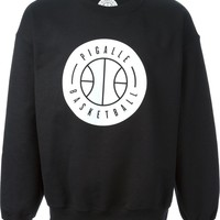 Pigalle 'Basketball' sweatshirt