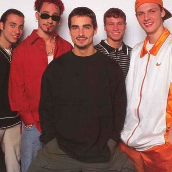 Backstreet Boys 1999 Band Poster 22x34