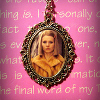 Margot Tenenbaum (The Royal Tenenbaums) necklace Wes Anderson