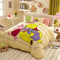 Disney Winnie the Pooh and Piglet Bedding Birthday Gift | EBeddingSets