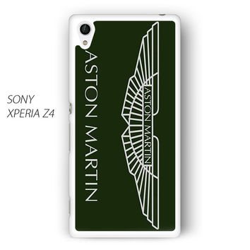 AstonMartin Car Logo 2014 for Sony Xperia Z1/Z2/Z3 phonecases
