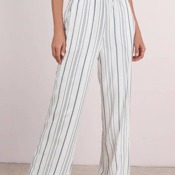 Deep End Tiered Pants