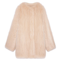 The Supreme Palomino Fur Coat | Moda Operandi