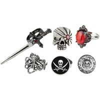 Pirate Ring Set