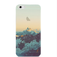 Clear | Mountain Iphone Case