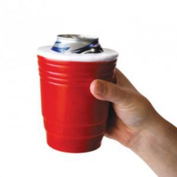 Red Cup Kool Koozie