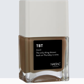 Life Hack Collection - TBT Nail Polish | Nails inc.US