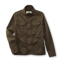 Young Men's Military Jacket