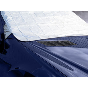 Evelots® Car Windshield Covers For Winter Snow Removal,Fits Trucks & Cars