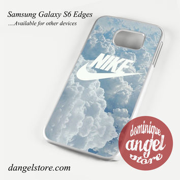 Nike in Cloud 2 Phone Case for Samsung Galaxy S3/S4/S5/S6/S6 Edge/S6 Edge Plus