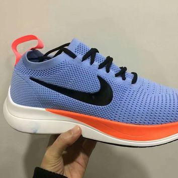 """Nike"" Men Casual Fashion Flyknit Sock Sneakers Thick Bottom Running Shoes"