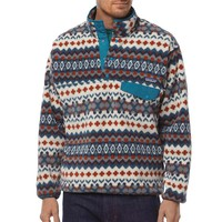 Patagonia Men's Synchilla® Snap-T® Fleece Pullover | Cliff: Underwater Blue