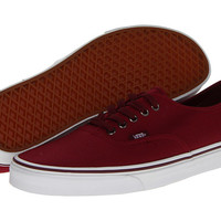 Vans Authentic™ Rumba Red/Port Royale - Zappos.com Free Shipping BOTH Ways