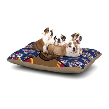 "Will Wild ""Lebron James""  Basketball Dog Bed"