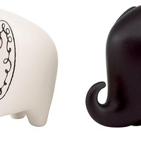 kate spade new york Elephant Salt & Pepper Shaker Set