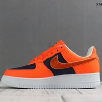 NIK WMNS AIR FORCE 1 Trending Fashion Casual Running Sport Casual Shoes Sneakers Green G-SSRS-CJZX