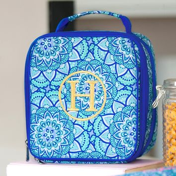 Day Dream Monogrammed Lunch Box