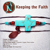 Never Take It Off — Keeping the Faith NTIO Bracelet