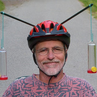 Red Hummingbird Feeder Hat, Check out the video