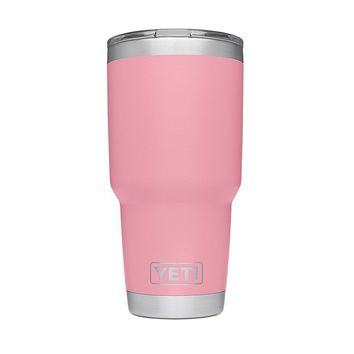 30 oz. DuraCoat Rambler Tumbler in Pink  with Magslider™ Lid by YETI