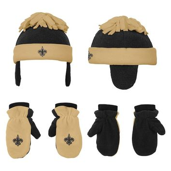 New Orleans Saints Infant 2-Piece Winter Set