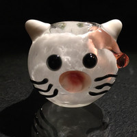 Hello Kitty Glass Pipe 5""