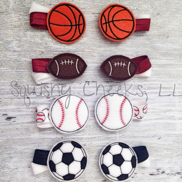 Sports Pack Barefoot Sandals for Boys, PICK YOUR TEAM, Piggy Pals, Boy Sandals, Football, Baseball, Basketball, Soccer, Baby Boy Shoes
