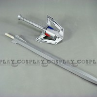 Weiss Sword (Myrtenaster) from RWBY - Tailor-Made Cosplay Costume