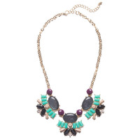 Charcoal Soiree Necklace