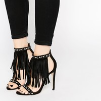 ASOS HOWDY Heeled Sandals