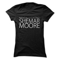 Limited Edition Mentally Dating Shemar Moore