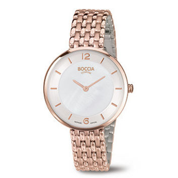 3244-06 Ladies Boccia Titanium Watch