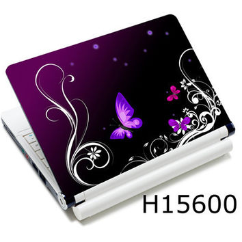 "DIY Anti-Slip12.6"" 13"" 13.3"" 14"" 14.1"" 14.4"" 15"" 15.4""Inch Laptop Skin Netbook Sticker Cover Decel Protectors"