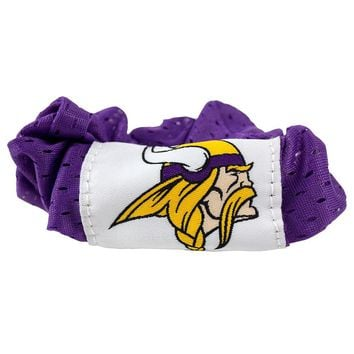 Minnesota Vikings NFL Hair Twist