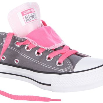 388e2f42802d Converse Double Tongue Grey-Pink Womens from Amazon