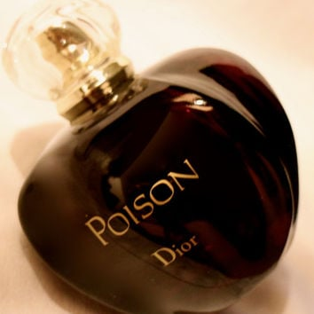Vintage Poison by Christian Dior 100ml-3.4fl.oz., EDT, ORIGINAL Version/Formula