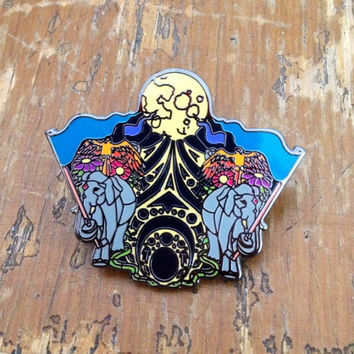 Parade Into Centuries: Bassnectar Hat Pin