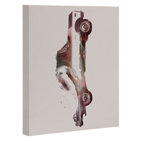 Robert Farkas Drive me back home 03 Art Canvas