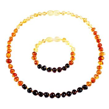 Genuine Natural Stone Necklace