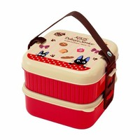 Bento: Kiki's Delivery Service Design 2-tier Bento Lunch Box (Vol. 620ml+630ml)