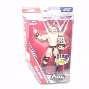 WWE Sheamus Action Figure Elite Series 46 Mattel Toy NEW