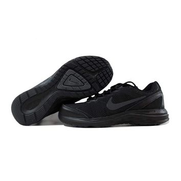 Nike Dual Fusion Run 3 Black/Black-Anthracite 653594-020