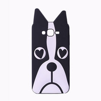 Samsung Boston Terrier Phone Case